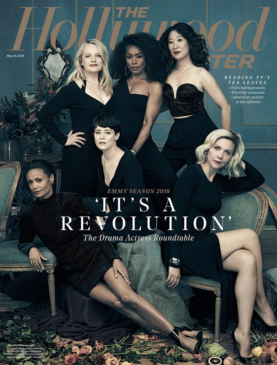 The Hollywood Reporter - 2018