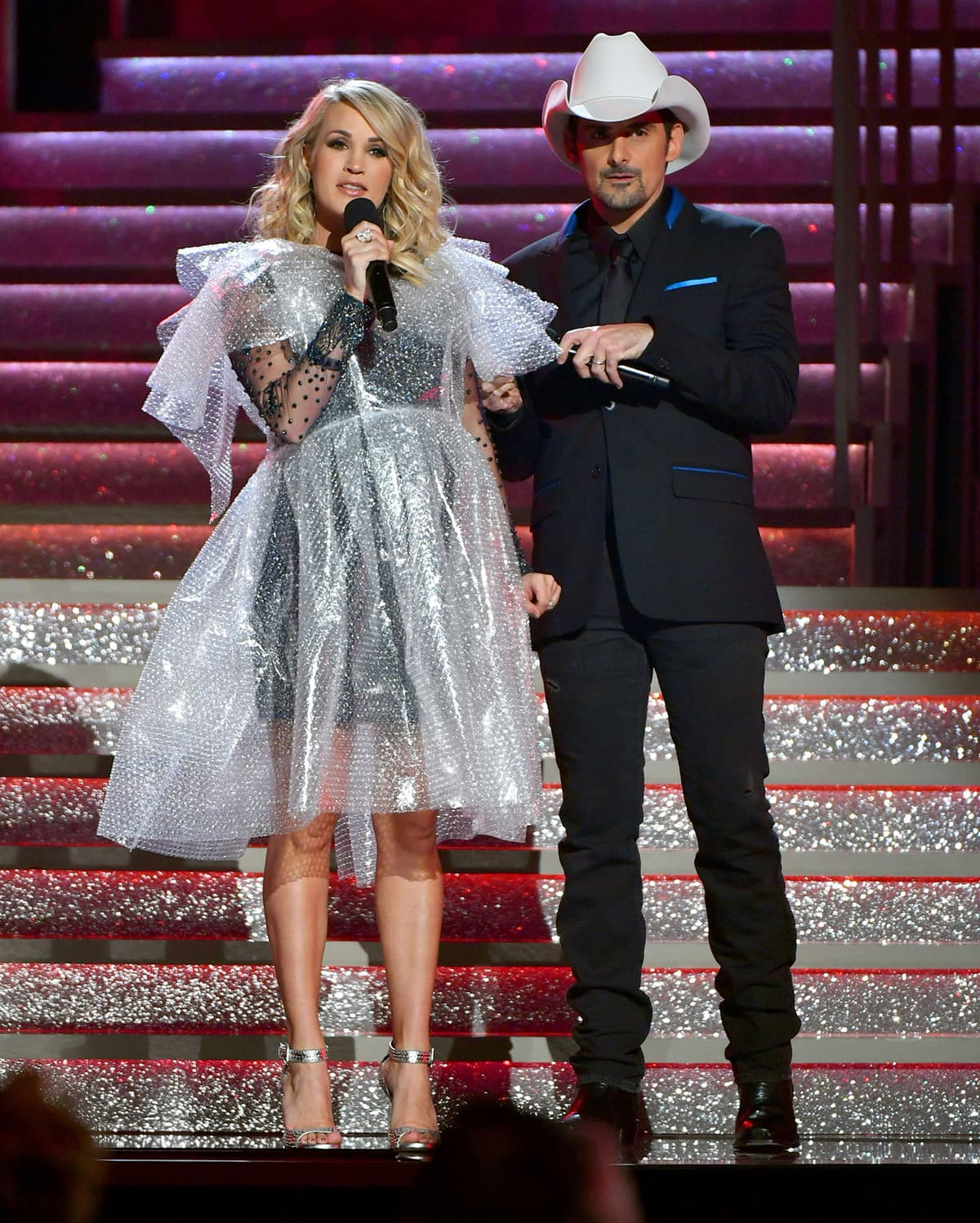 Carrie Underwood at the Country Music Awards