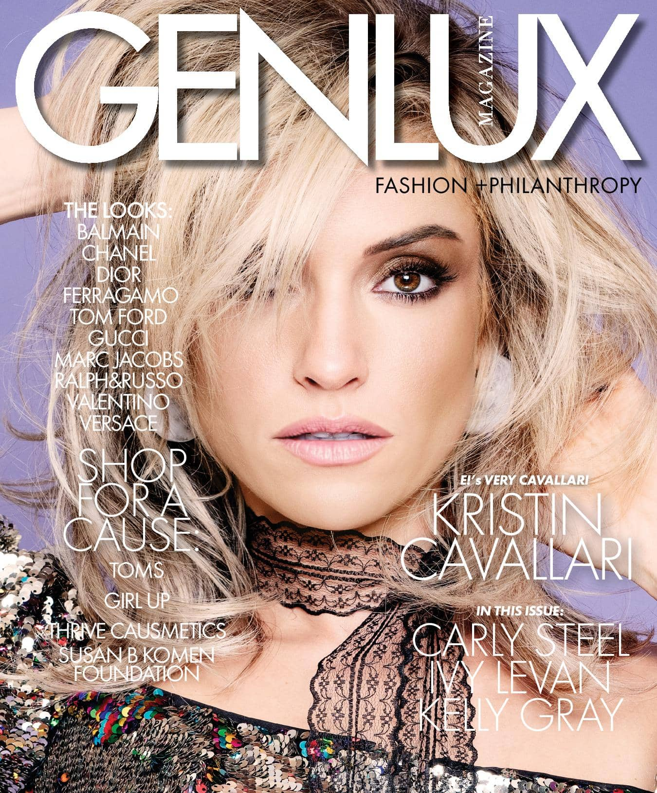 Genlux - April 2019 Cover Story